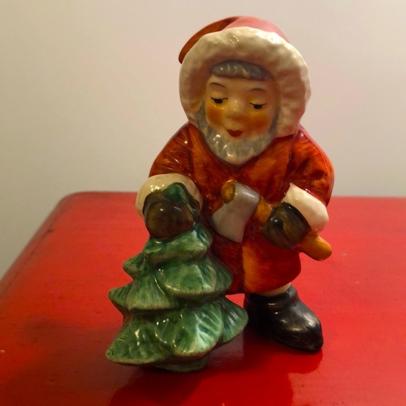 Antique Santa Goebel Hummel